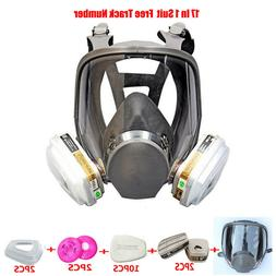 17 In 1 Spray Painting pesticide Same For 3M 6800 Gas Mask F