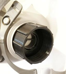 3M Respirator to 40mm NATO Filter Can Adapter