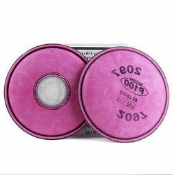 3packs=6pcs 2097 particulate filter P100 for  6200/6800/7502