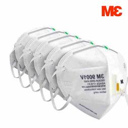 3M 5pcs/lot Particulate Respirator Dust Mask Breathing Anti-