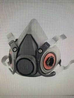 3M 6200 HALF FACEPIECE REUSABLE RESPIRATOR SIZE MEDIUM Mask