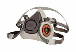 3M 6100 Half Face Respirator - Small - w/2091 Filters - US S