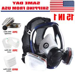 For 6800 Facepiece Respirator Gas Mask Full Face Painting Sp