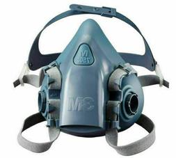 3M 7502 Lot of 2 Respirator- 2 Med for sale,(other sizes &fi