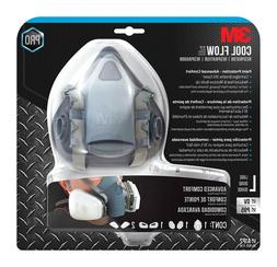 3M 7513PA1 7513 PRO Cool Flow Respirator A1P2 SIZE LARGE