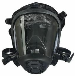 HONEYWELL 753100 Tactical Gas Mask,Small,Mesh Harness