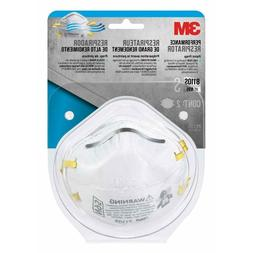 8110s n95 small preformance respirator 2 pack