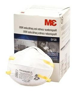 3M 8210 N95 Particulate Respirator Mask, 1- Box Of 20 MASKS