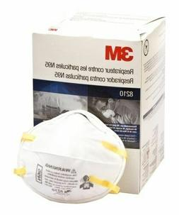 3M 8210 N95 Particulate Respirator Mask, Box Of 20 *Free US