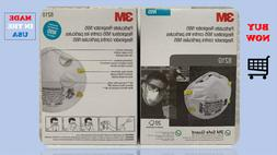 3M 8210 N95 Particulate Respirator Masks  NEW & SHIPS NOW!