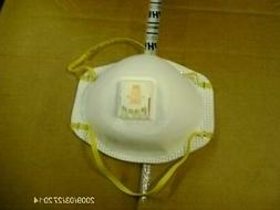 3M 8511/4JF99 GENERAL INDUSTRIAL DISPOSABLE RESPIRATOR 91506