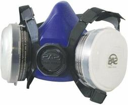 SAS 8661-93  DUAL CARTRIDGE  PAINTING RESPIRATOR Mask