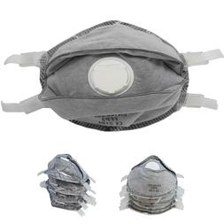 Toolman 8pcs Particulate Respirator Dust Masks with breathin