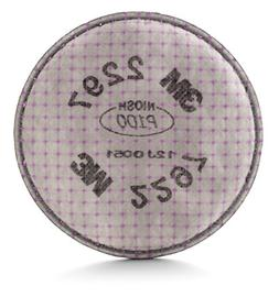 3M Advanced Particulate Filter 2297, P100 Respiratory Protec