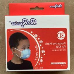 Babymask Particulate Dust N99 Respirator Protective Mask 3D