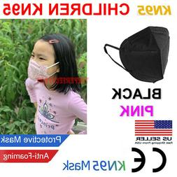 CHILD KN95 Face Mask Disposable Mouth Cover MEDICAL Protecti