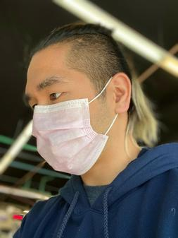 Disposable Medical Industry Dust Proof Face Mask Respirator