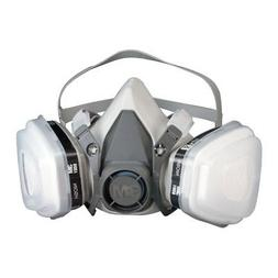 Dual Cartridge Respirator Assembly 52P71  Organic Vapor/P95