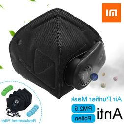 Electric N95 Purely Anti-Pollution Respirator PM2.5 Pollen F