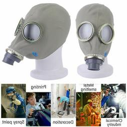 Emergency Survival Safety Respiratory Gas Mask Goggles Prote