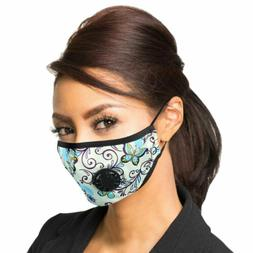 Face Dust Mask Anti Pollution Breathable Respirator Universa