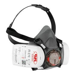JSP Force 8 medium face size half-mask with PressToCheck P3