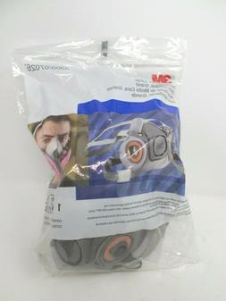 Genuine 3M 6300 Half Face Large Respirator 07026 Facepiece F