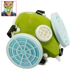 High Grade Spray Respirator Mask Gas Safety Anti-Dust Chemic