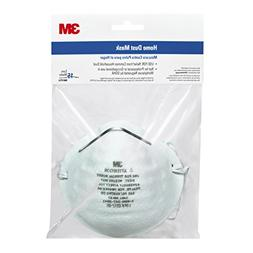 3M  8661PC1-15A Home Dust Mask, 15-Pack