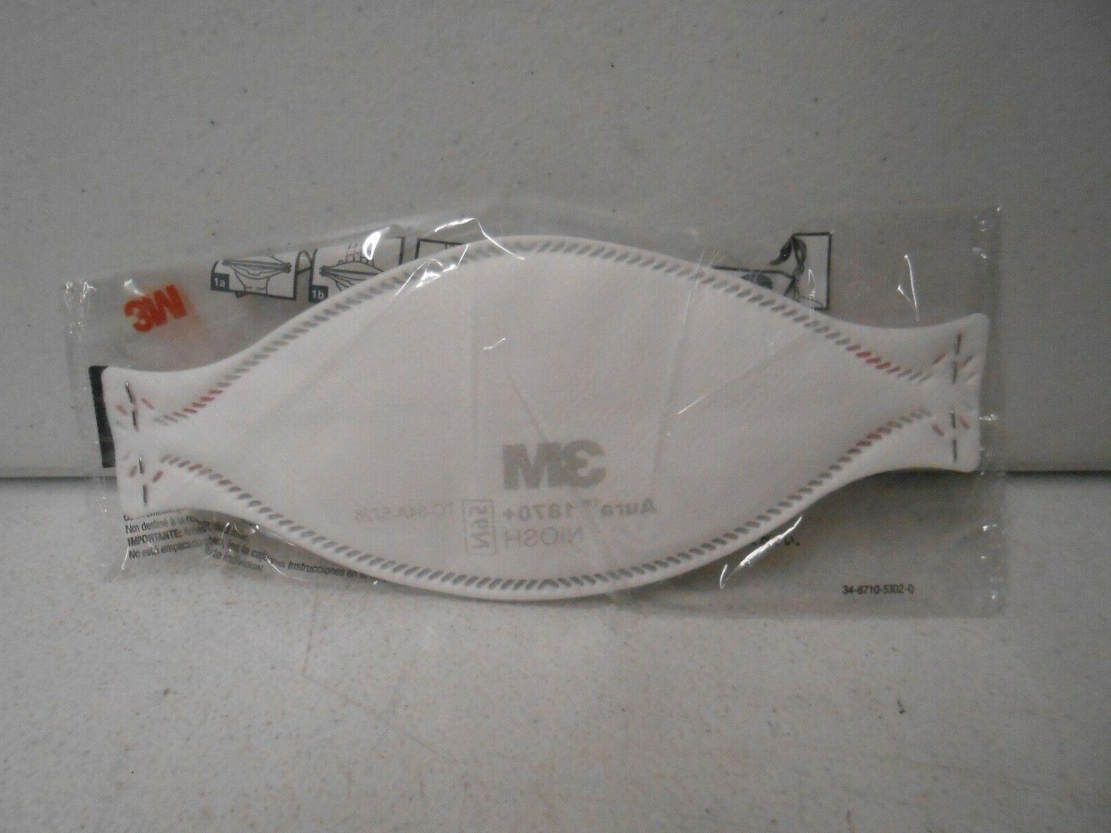 1 n95 1870 particulate respirator surgical face