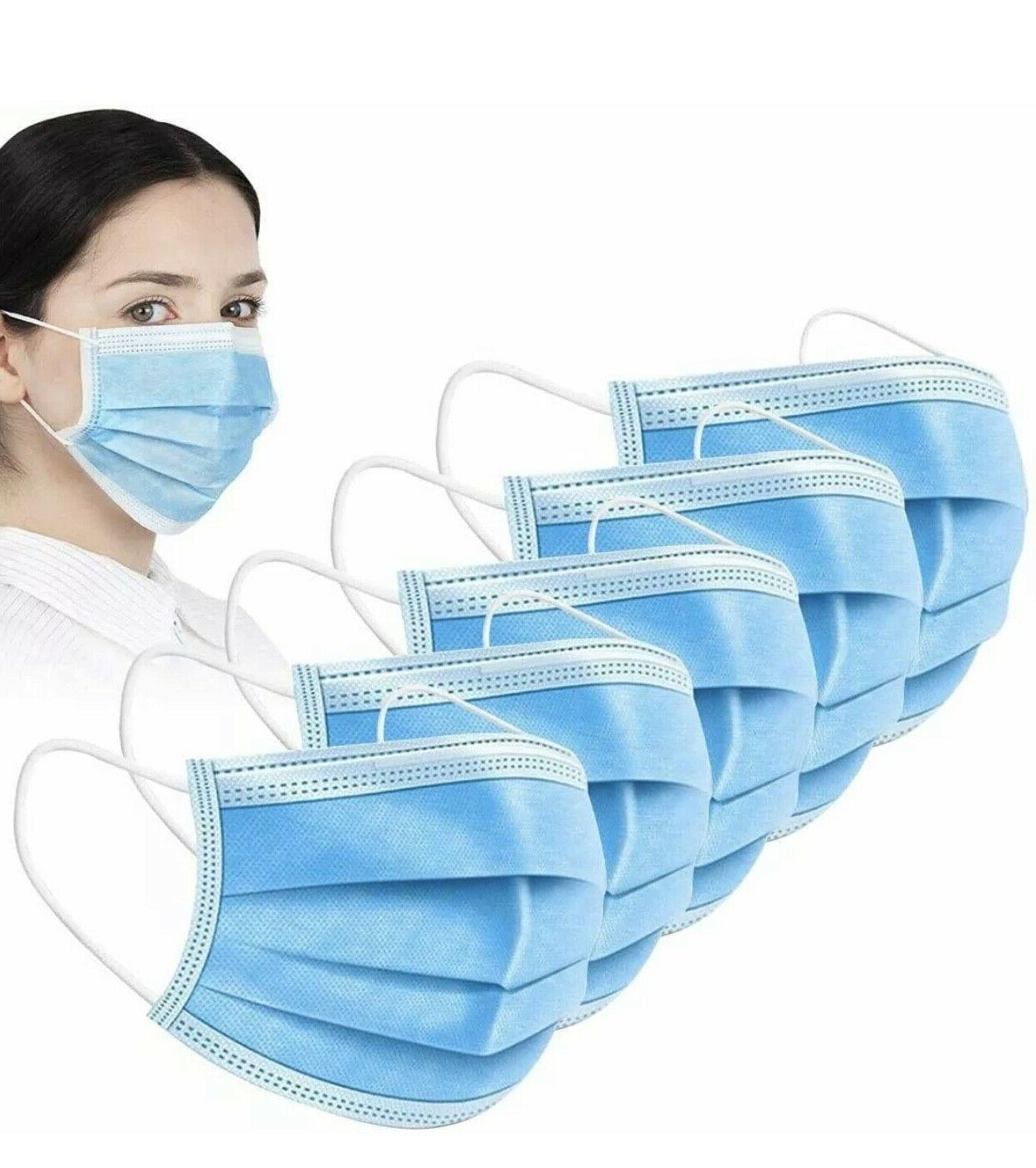 100 Mask Mouth & Nose Protector Filter
