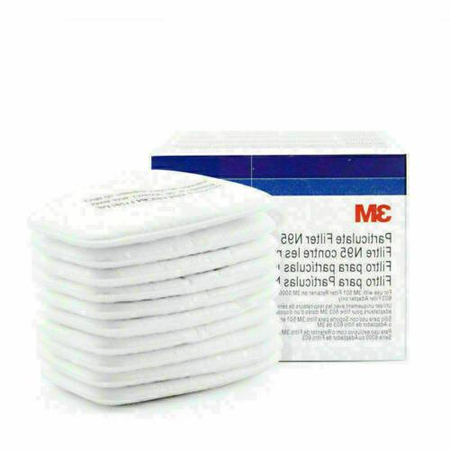 10pcs 5n11 cotton filter replacement filters