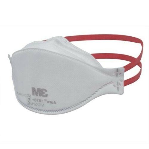 10x n95 1870 particulate respirator surgical face
