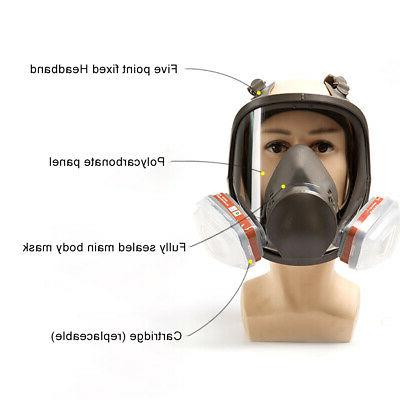For Facepiece Gas Mask Filter IN