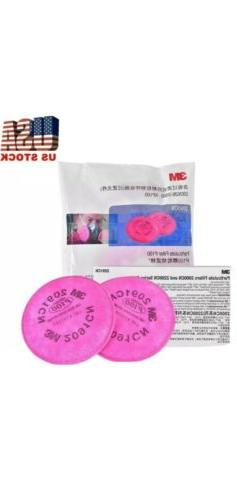 2091 respirator filters for 6200 6500 6502