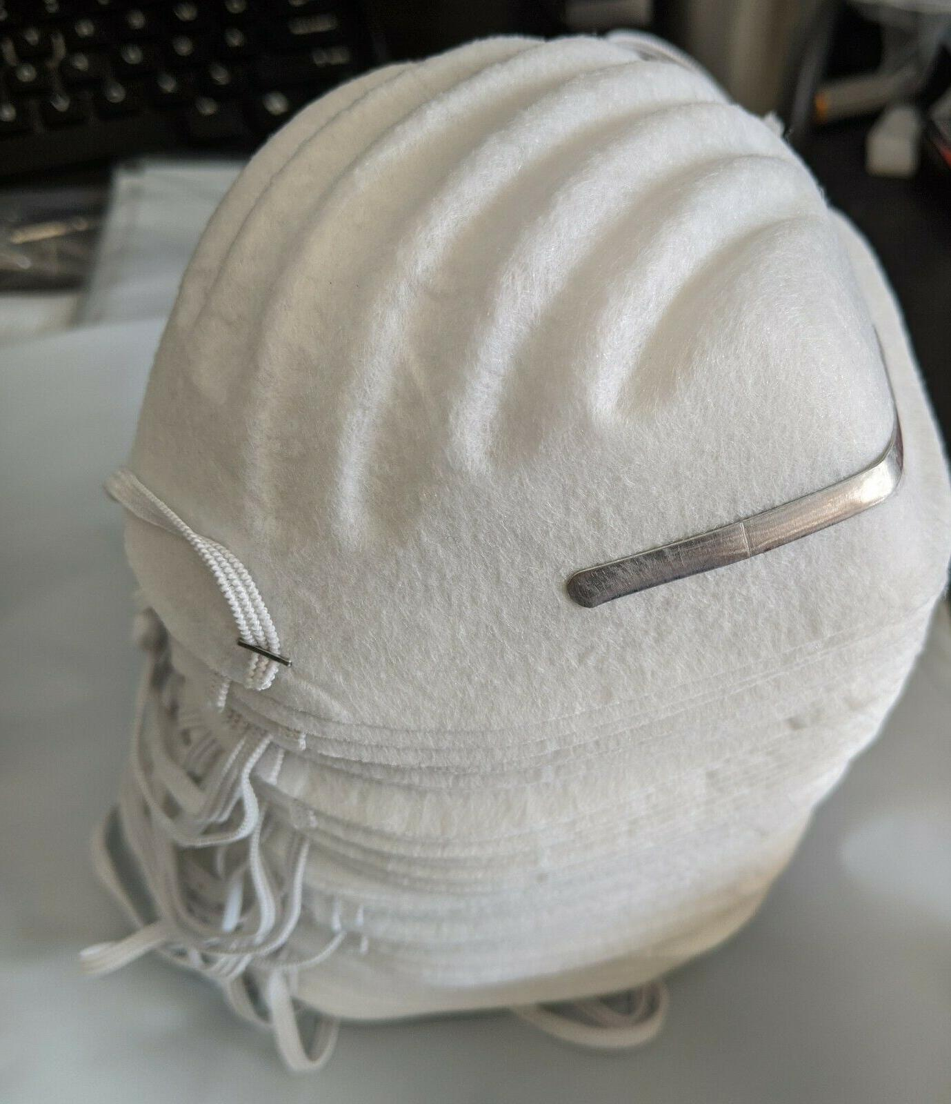50 Dust Mask Filter Safety