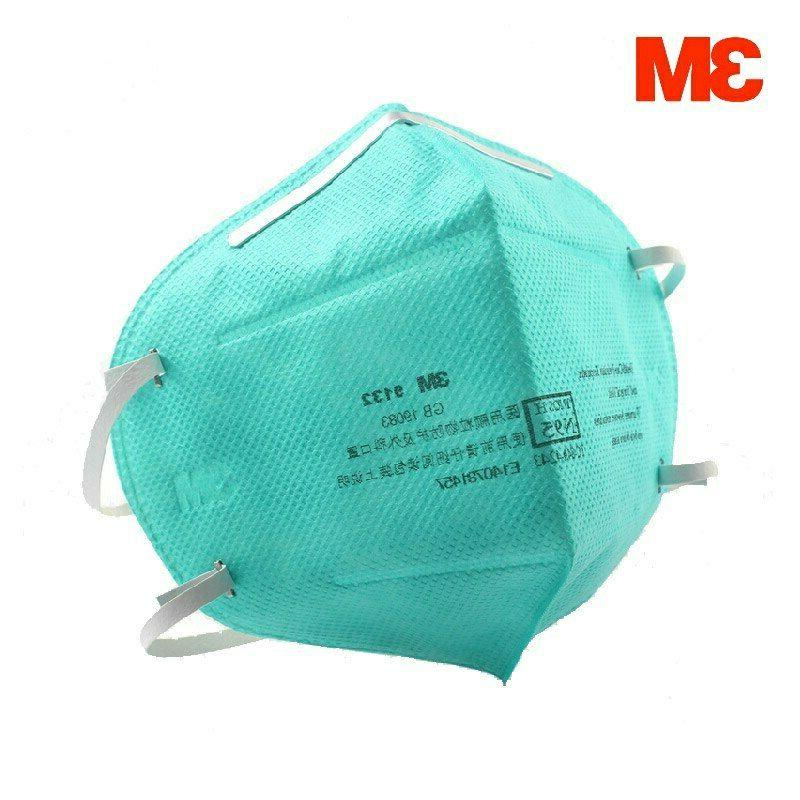 5Pack 9132 Healthcare Respirator Mask NIOSH Approved