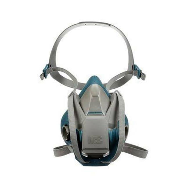 3M, IN 6502QL Half Respirator For Painting,