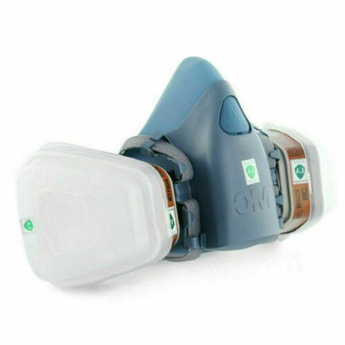 7 IN Face 7502 Painting Protection Respirator