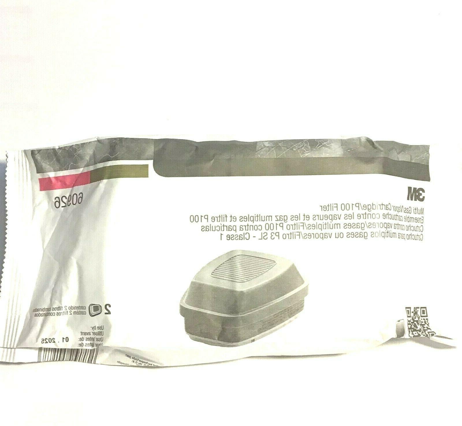 3M Respirator Size Half with Filter