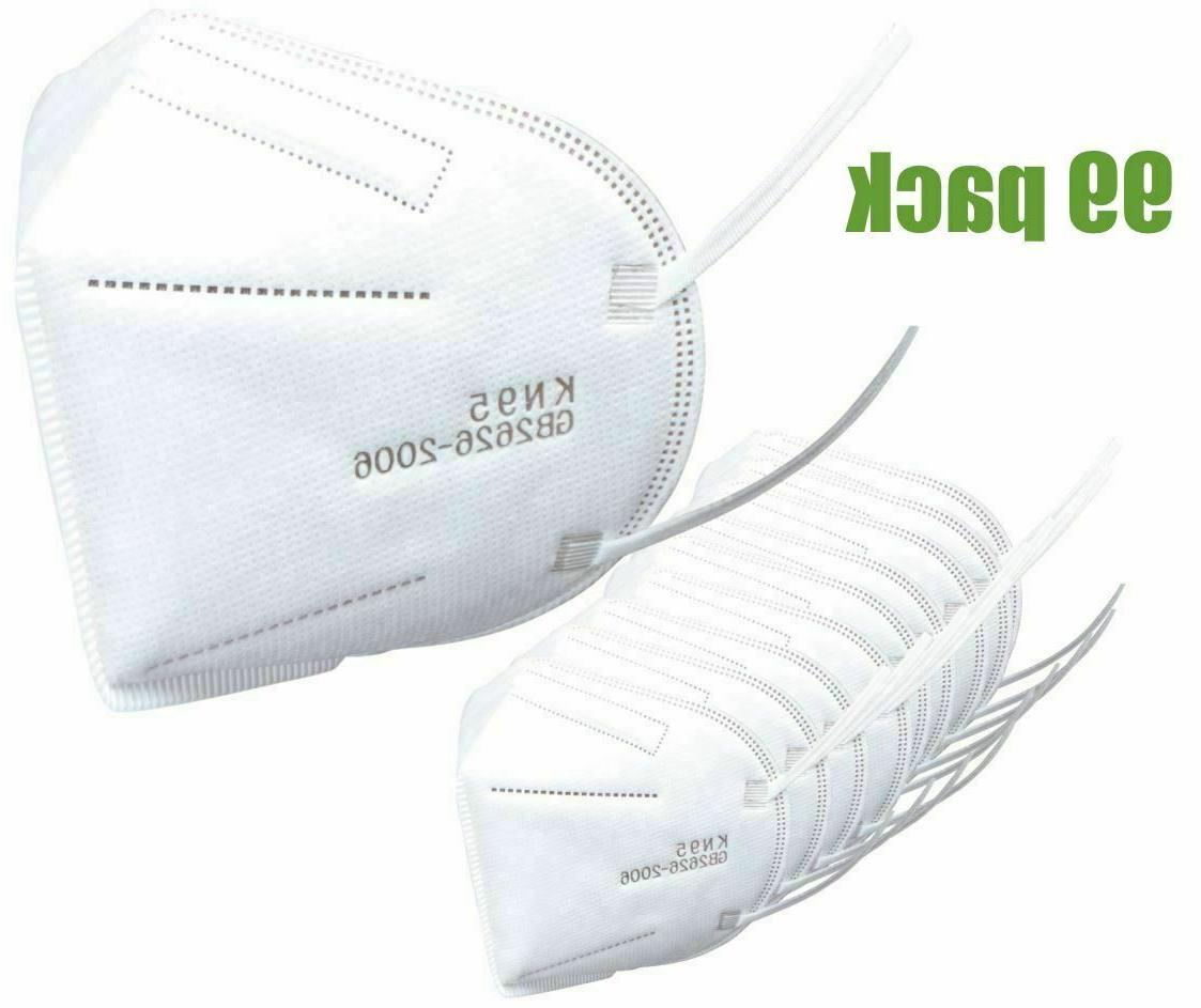 95 kn protective face mask certified respirator