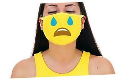cry premium cotton pollution filter face mouth