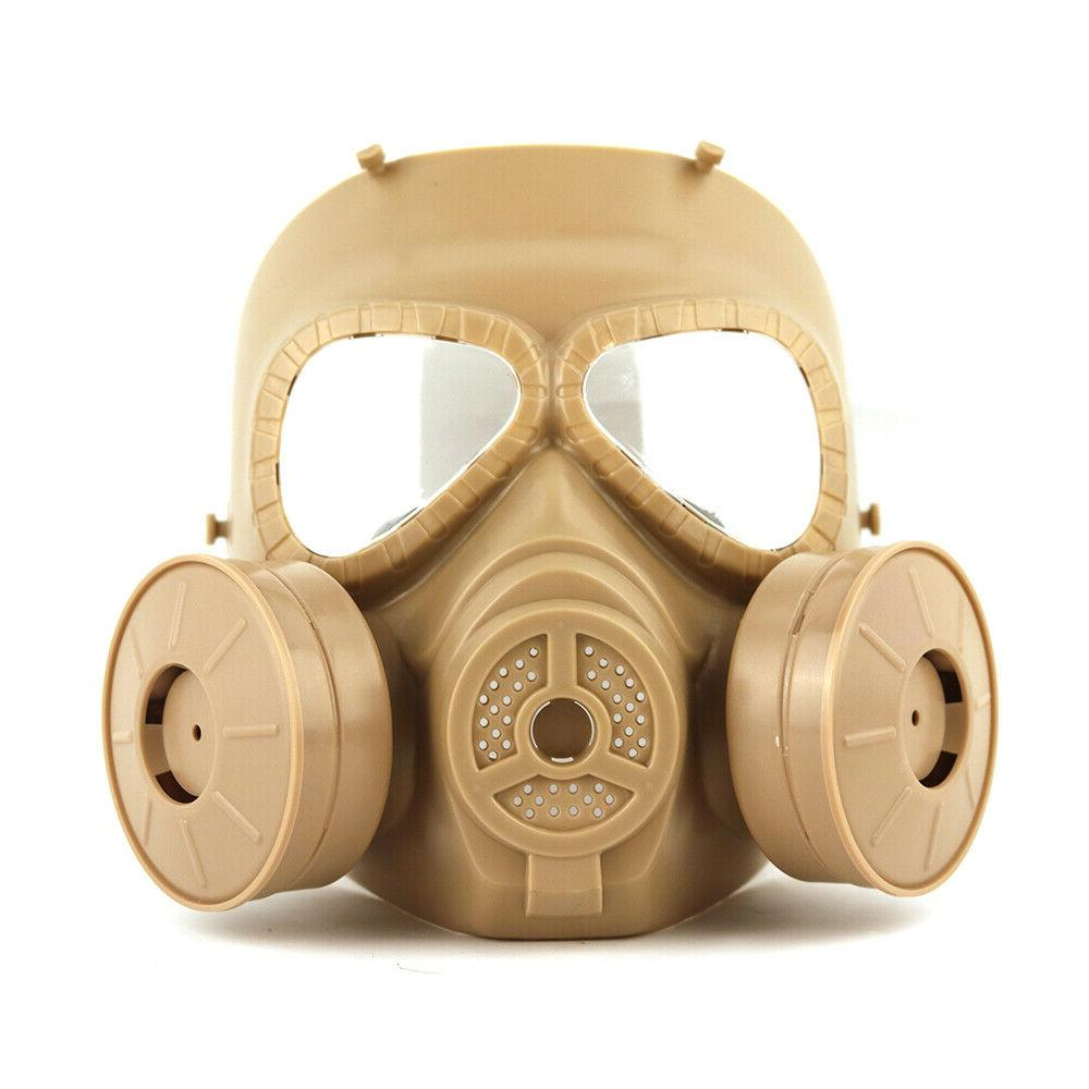 Double Filter Mask CS Perspiration Eye Face