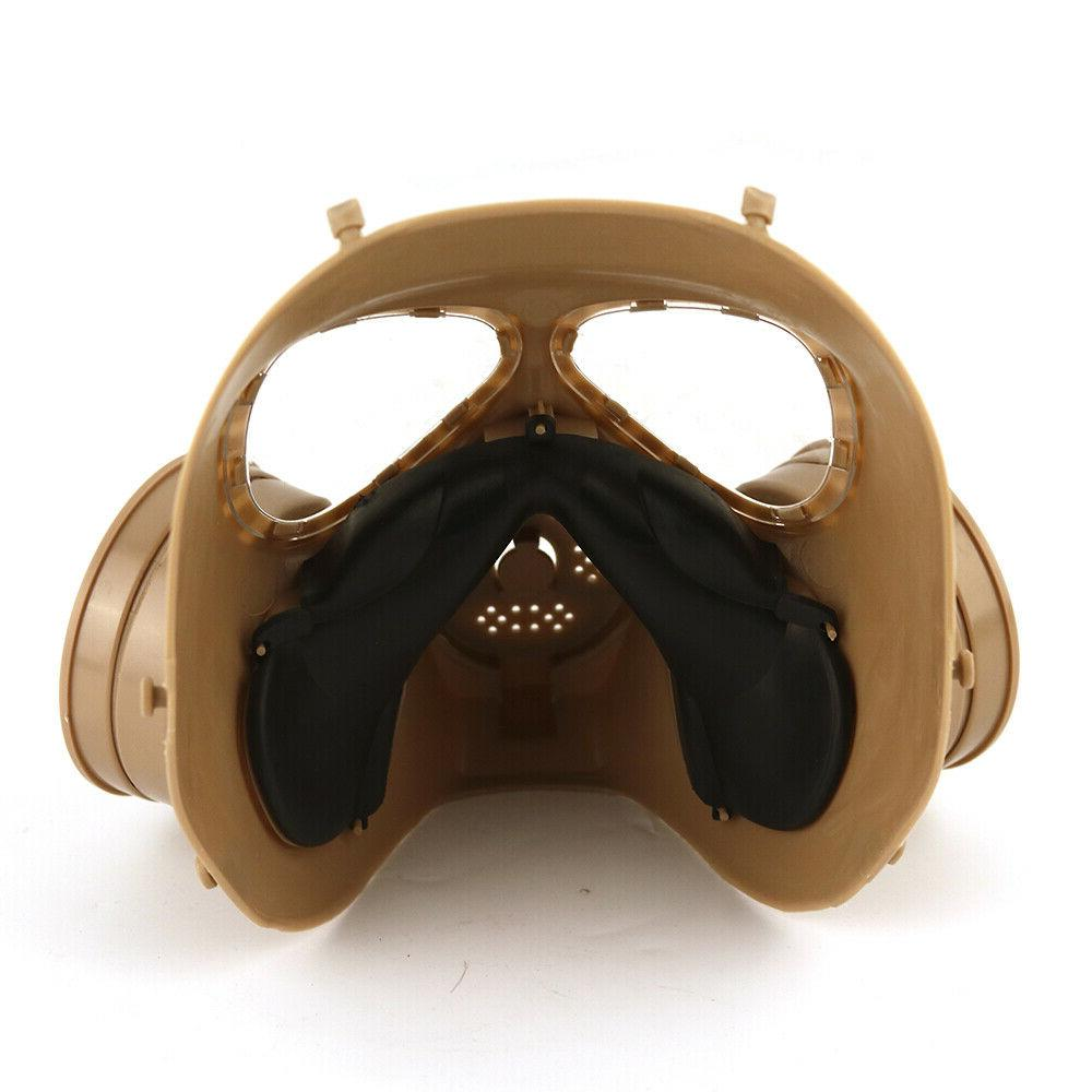 Double Mask Respirator Edition Perspiration Protector