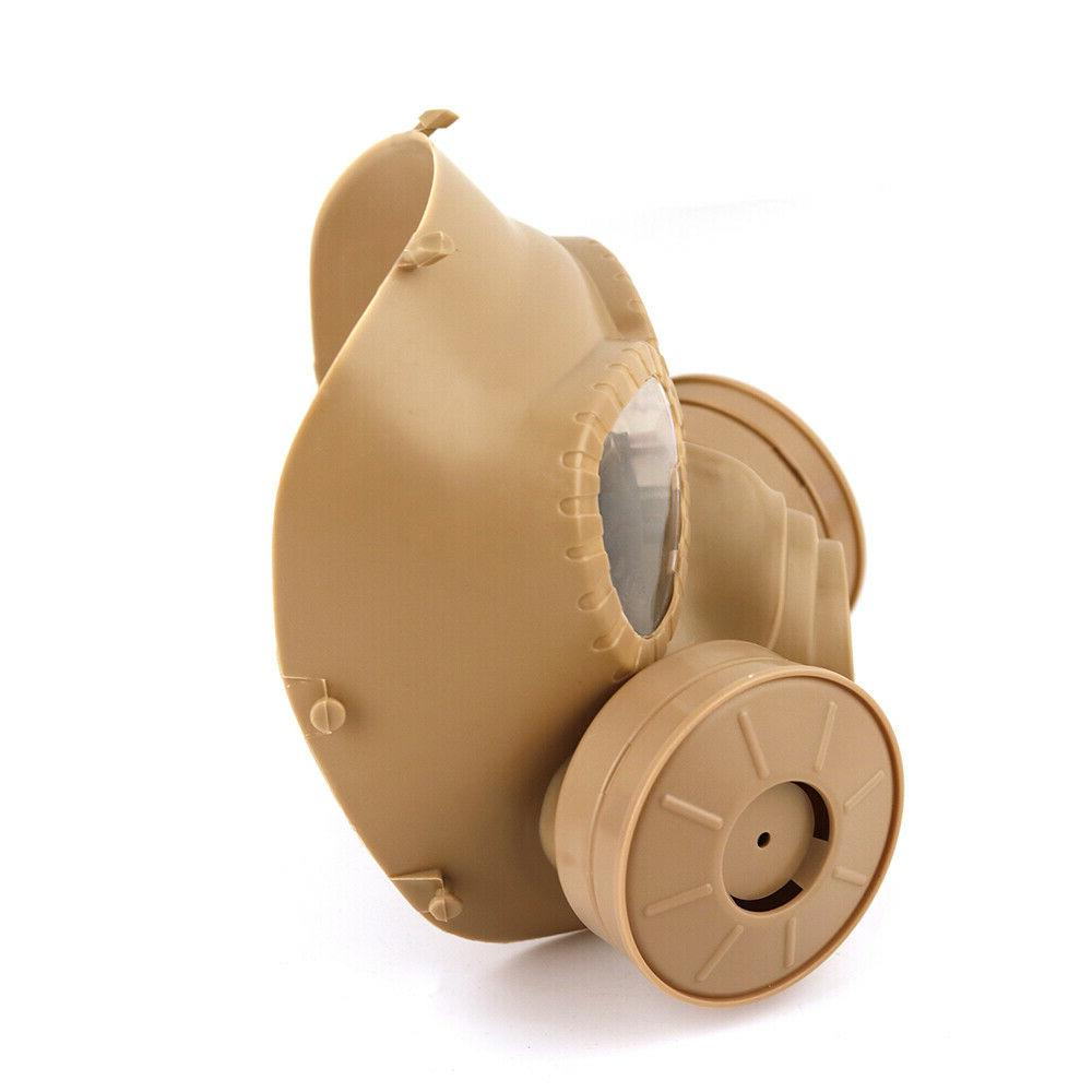 Double Fan Mask Respirator Perspiration Face