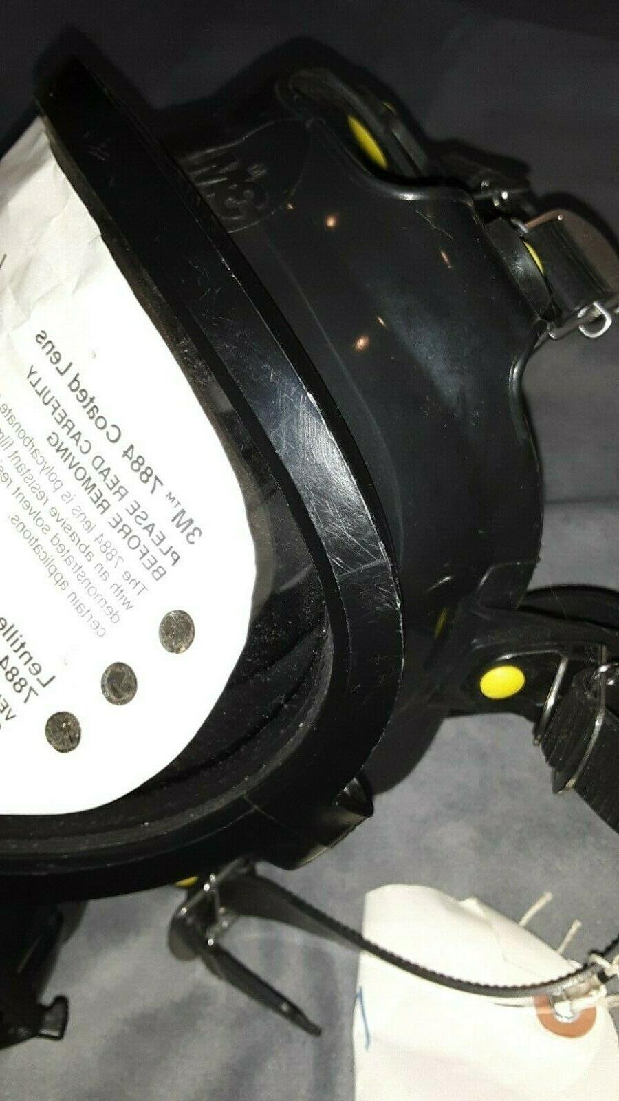 GAS Respirator Face SIZE FILTERS