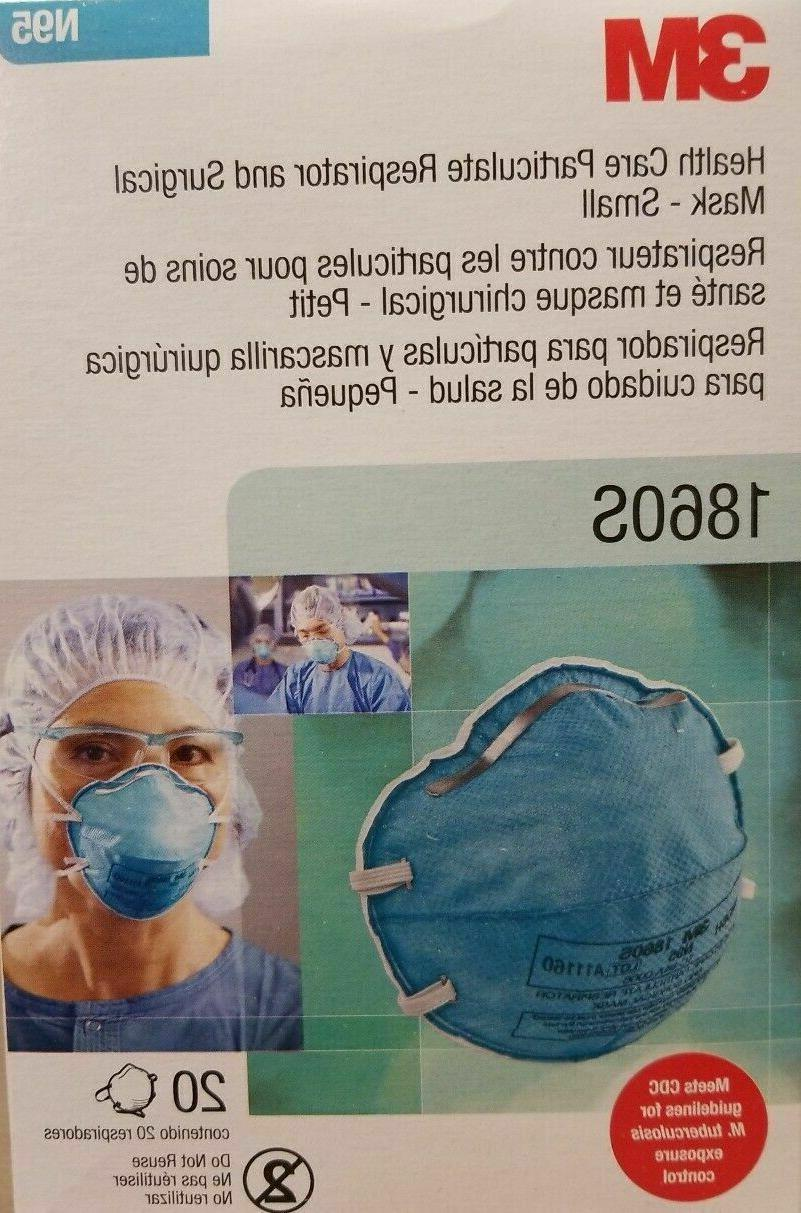 n95 1860s particulate surgical respirator mask 1