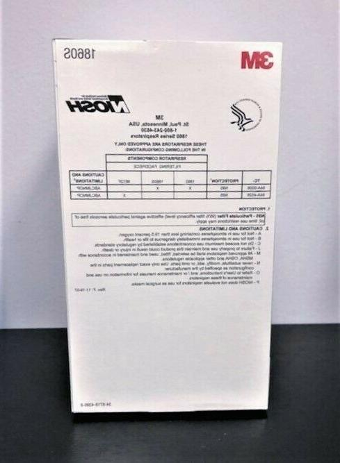 New Sealed N95 1860S Small Face of