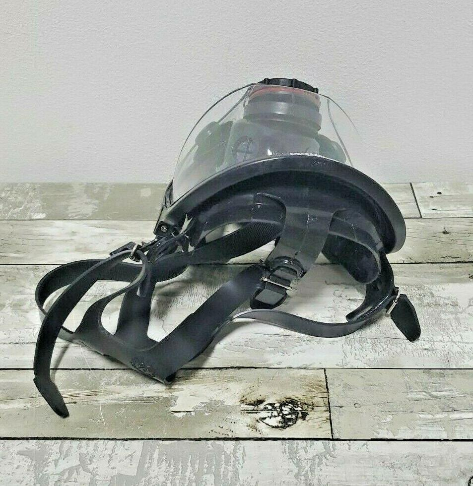 Honeywell North Full Face Respirator - 76008A Small - Filters Not Included