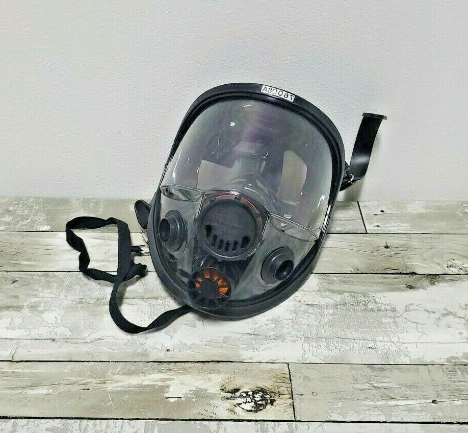 north full face respirator 76008a small filters